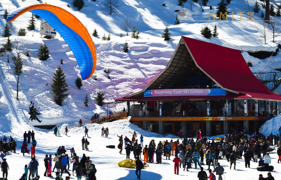 Honeymoon Package  Shimla – Manali – chandigarh
