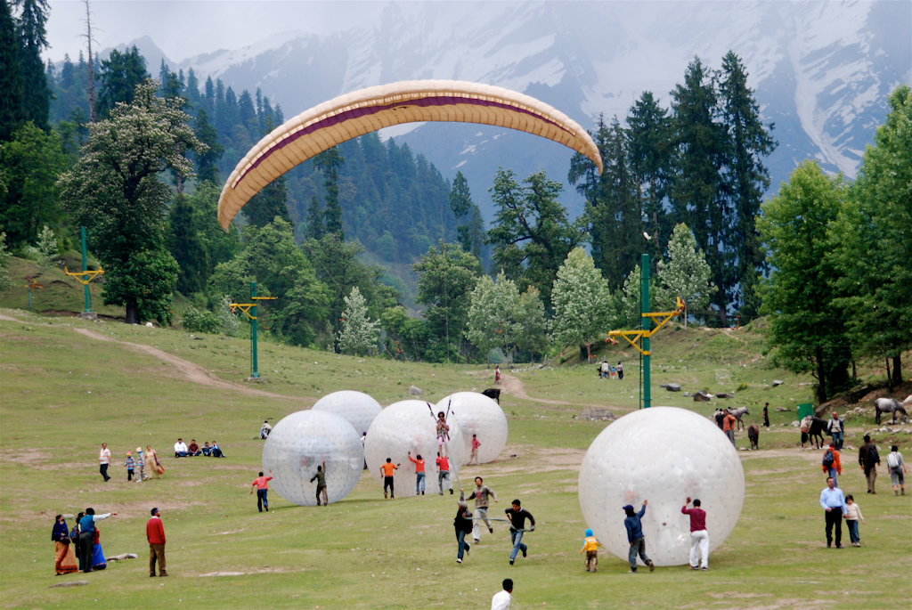 REFRESHING IN HIMACHAL PACKAGE
