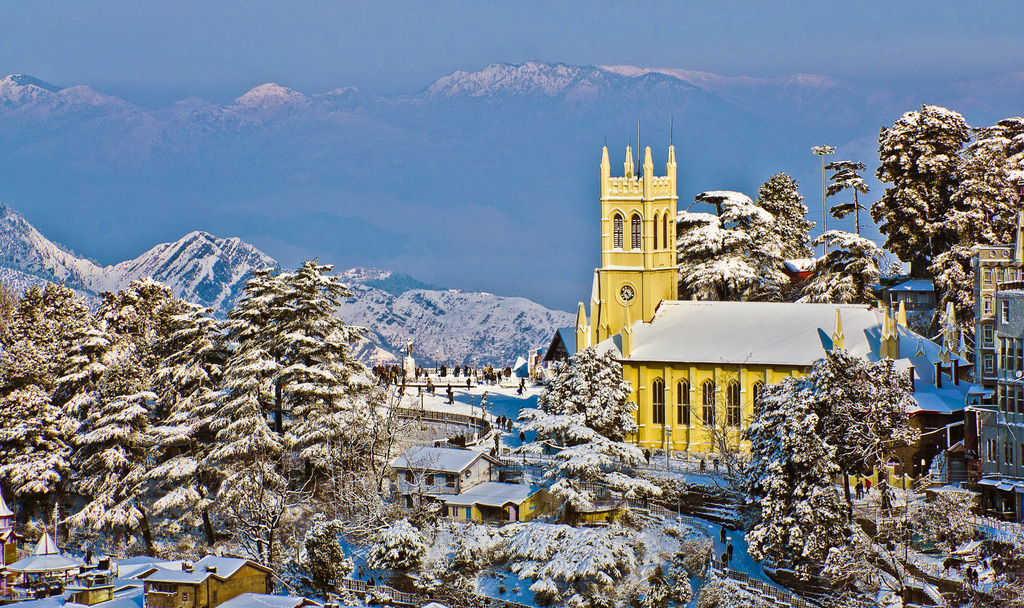 8N/9D Complete Himachal Tour Package